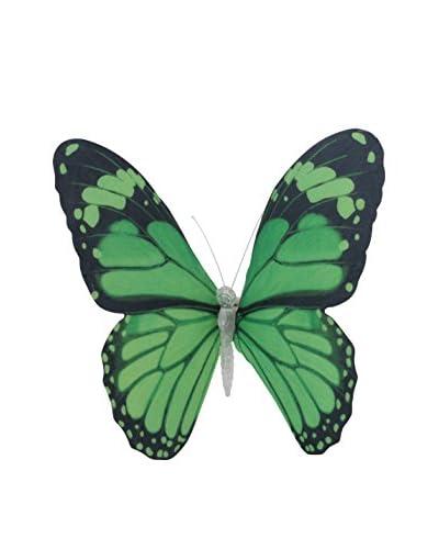 Näve Leuchten Lámpara Solar Fly Verde