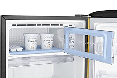 Samsung RR19H1784YT Direct-cool Single-door Refrigerator (192 Ltrs, 4 Star Rating, Sapphire Yellow)