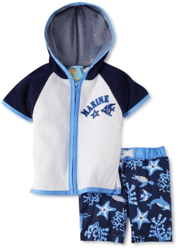 Baby Bunz-Boys Newborn Marine Life Info