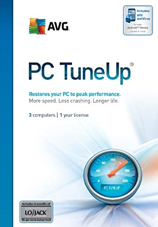 AVG PC TuneUp 3-User [Download]