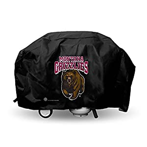 Buy Montana Grizzlies Official NCAA Deluxe Grill Cover by Rico Industries 646462 by Rico