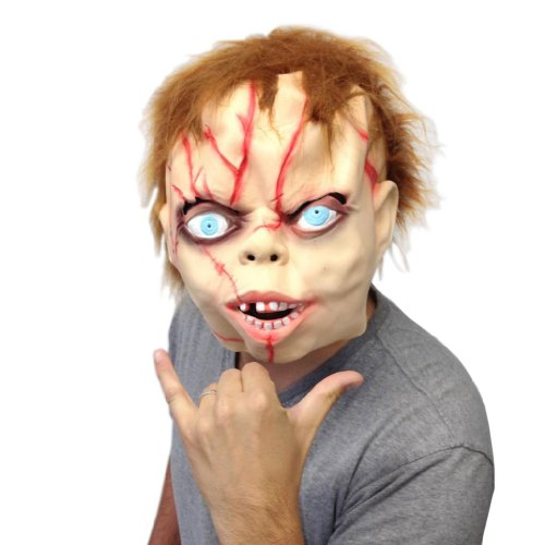 Chucky Mask (Super Creepy)- Off the Wall Toys