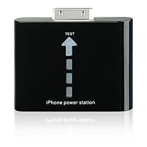Apple iPhone Black Extended Battery (1000 mAh)