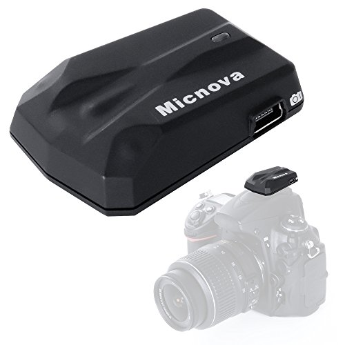 Andoer-Micnova-GPS-N-Unit-GPS-Geotag-Remplacer-GP-1-avec-N1-et-N3-Cble-pour-Nikon-D800-D800E-D610-D600-D700-D7200-D7100-D90-D3200-D5200-D4