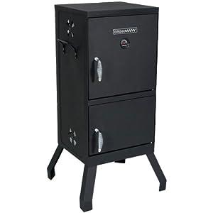 Brinkman 8105502W Vertical Cooker