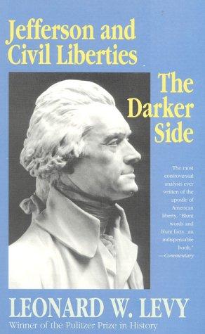 Jefferson and Civil Liberties: The Darker Side