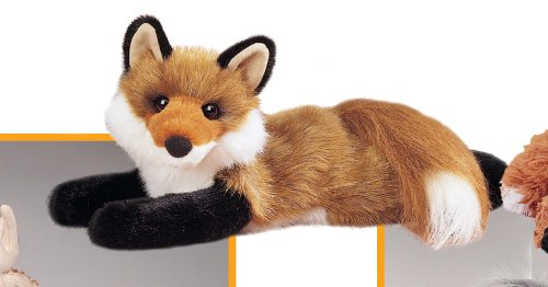 Roxy Fox Stuffed Animal