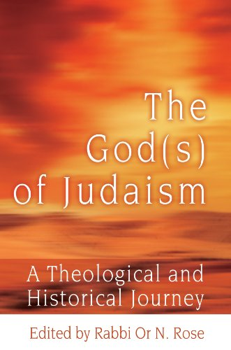 The Gods of Judaism: A Theological and Historical Journey