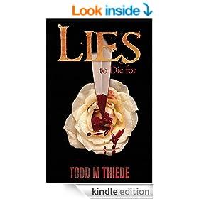 Lies to Die for (Max Larkin Detective Series Book 2)