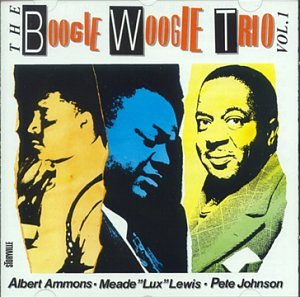 The Pete Johnson Trio Pete Johnson Blues Trio Vine St. Bustle - Some Day Blues