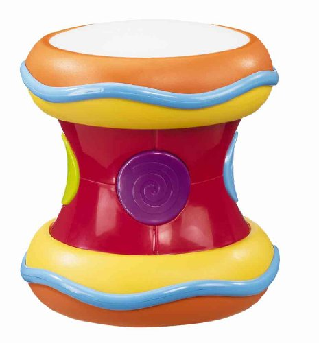 International Playthings Flash Beat Drum - 1