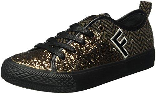 fiorucci-womens-fdad020-low-top-sneakers-brown-size-4