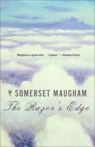 Razors Edge, W. Somerset Maugham