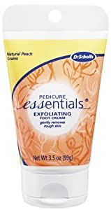 Dr. Scholl's Pedicure Essentials Rough Skin Removing Foot Cream Pedicure - 3.5 oz