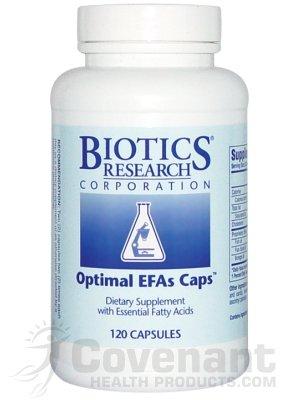 Biotics Research - Optimal Efas Caps 120C