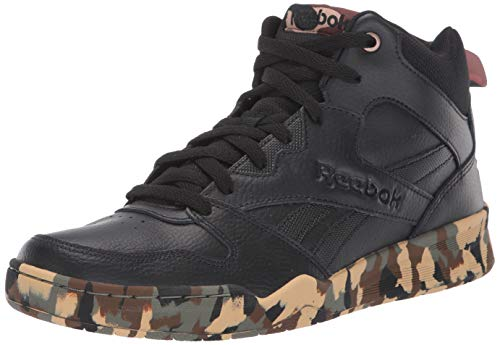 Reebok Men's Royal BB4500 HI2 Basketball Shoe, Black/Camo, 11.5 M US