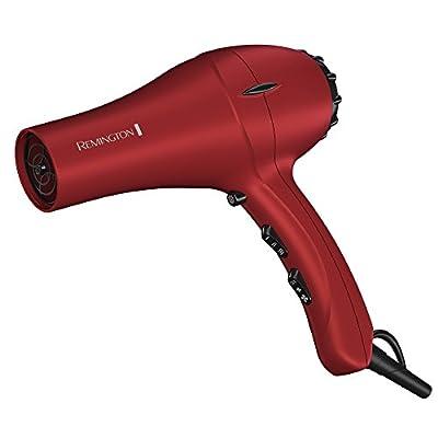 Remington D2045 T Studio Silk Professional Hair Dryer, Dryer, Red