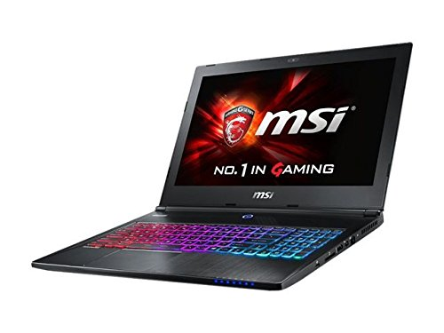 MSI GS60 Ghost Pro 4K i7-6700HQ 32GB RAM 1TB SSD + 2TB HDD GTX 970M 6GB Full HD Windows 10 Gaming Notebook Laptop Computer