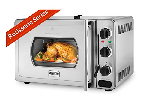 Wolfgang Puck Rotisserie Series Pressure Oven