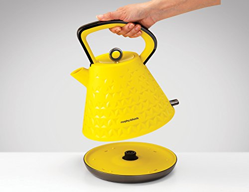 Morphy Richards 108108 Prism Kettle - Yellow