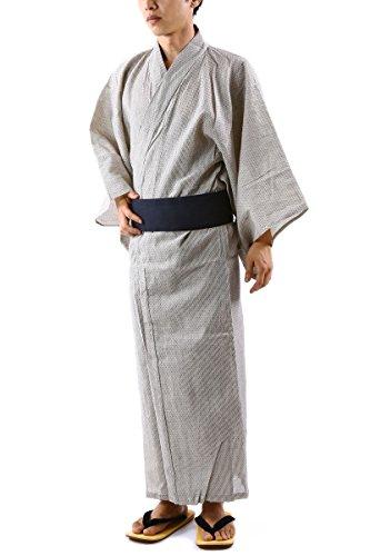 メンズ浴衣で男前3割増。粋なメンズ浴衣の極意 [選び方・おすすめ浴衣・着付け方法] 3番目の画像