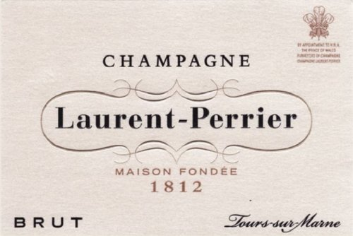 Laurent Perrier NV Laurent-Perrier Brut Champagne 750 mL in Gift Box