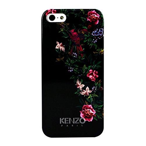Kenzo Custodia Rigida per iPhone, Nero