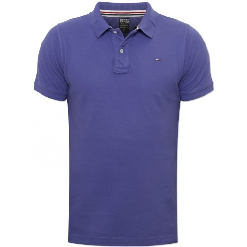Tommy Hilfiger Mens Merlin Pilot13 Polo Shirt Embroidered Logo 100% Cotton NEW MRL Small