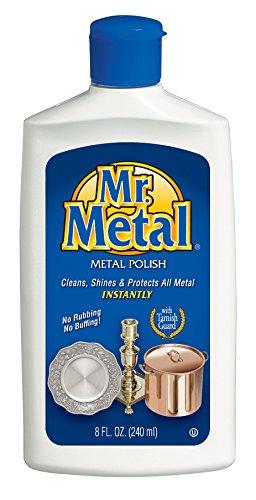 Mr. Metal Goddards Polish Liquid, 8-Ounce (Metal Polish Wipes compare prices)