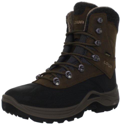 Lowa Women's Couloir GTX Hiking Shoe,Dark Brown,7.5 M US