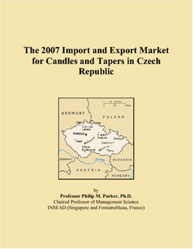 The 2007 Import and Export Market for Candles and Tapers in Czech Republic
