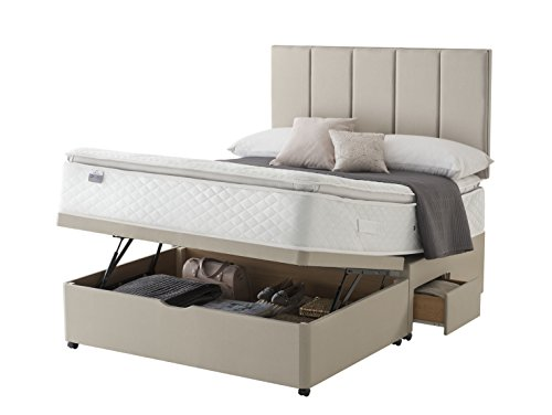 silentnight-stratus-miracoil-geltex-pillow-top-ottoman-plus-2-drawer-conti-divan-bed-super-king-sand