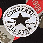 All Star label for Converse shoes and boots