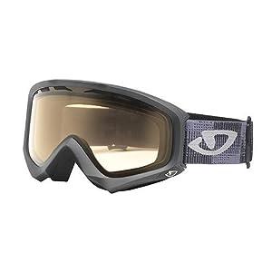 Giro Station Masque de ski matt Noir / new basic Noir / persimmon Taille Unique
