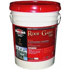 Gardner Gibson 5527-1-30 White Elastomeric Roof Coating