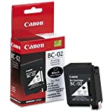 Genuine NEW Canon BC02 0881A003 Black Ink Cartridge