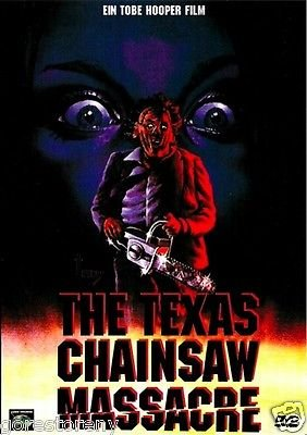 Leatherface in The Texas Chain Saw Massacre