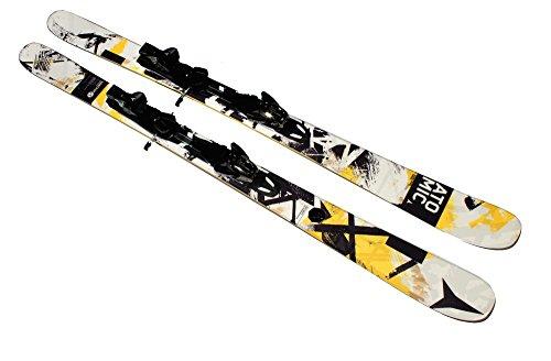 ATOMIC(アトミック)【AASS00444】VANATGE RIVAL PLUSLT+XTO10 大人 スキー板 ビンディング セットマルチカラー 173