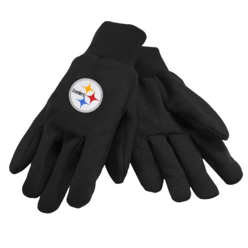NFL Pittsburgh Steelers Work Gloves at Amazon.com