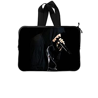 "PengPeng Special Eminem Singer Star New Laptop Sleeve 15""(Twin Sides)"