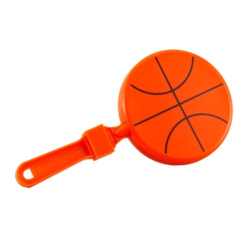 Beistle Company - Basketball-Themed Clapper - 1