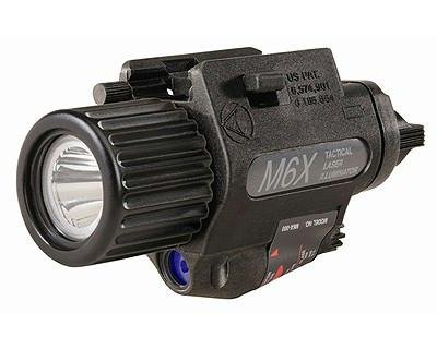 Insight Technology M6X Led Slide-Lock Pistol Tactical Laser Illuminator Fits 1913