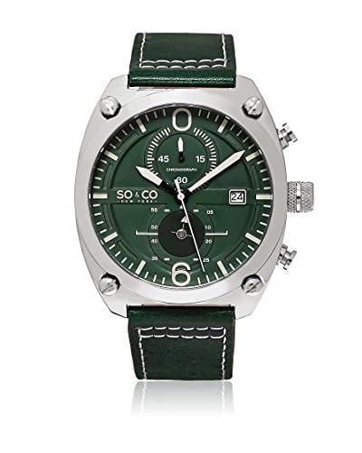 So&Co New York Reloj con movimiento cuarzo japonés Man GP16115 44 mm