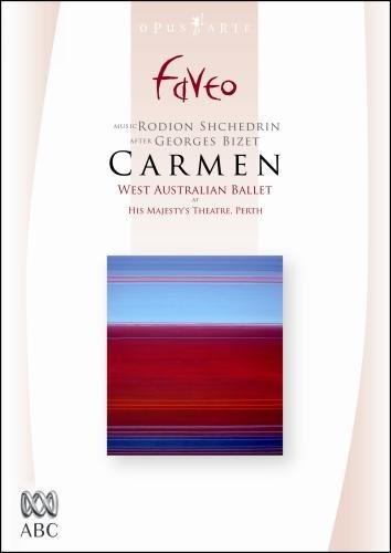 Bizet: Carmen (Ballet) [DVD] [2010]