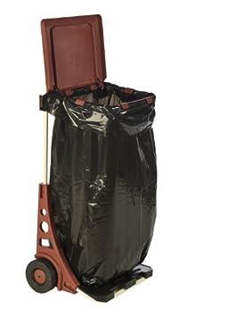 Trash Bag Holder With Wheels