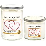 Yankee Candle Medium Tumbler Snow In Love 12.5oz Tumbler