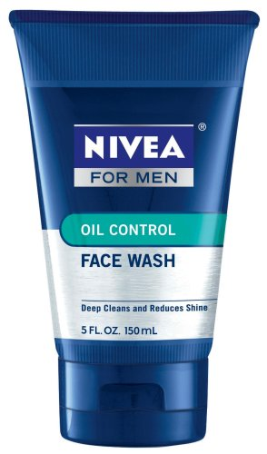 Nivea for Men Purifying Face Wash, Oil Control, 5-Ounce ... Nivea Face Wash For Men Oil Control