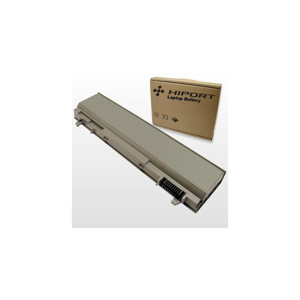 Hiport Laptop Battery For Dell 312 0917 Laptop Notebook Computers