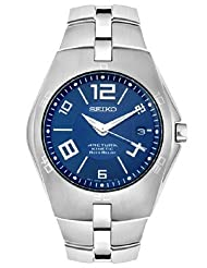 Seiko Men's SNG043 Arctura Kinetic Auto Relay Watch
