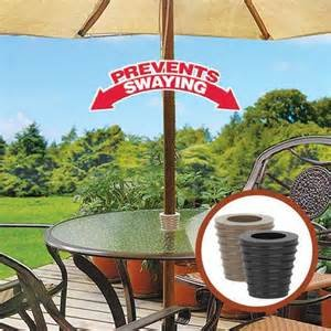 Color: Brown This Patio Umbrella Hole Cone Is Perfect For Keeping Your  Table Umbrellaupright. It Prevents Unsightly Leaning And Wobbling.